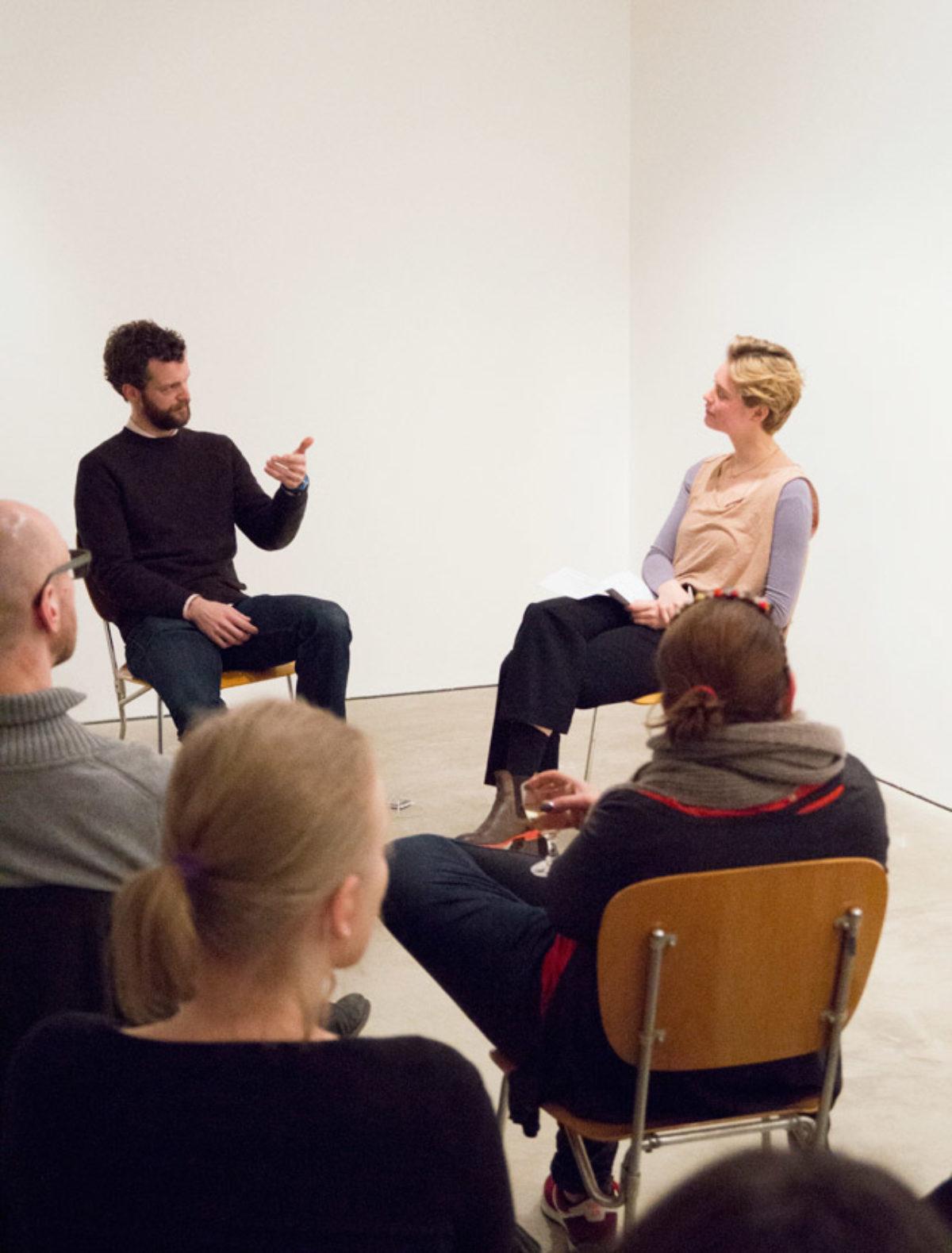 Galerie CRONE: VISIT-Künstler Peter Miller im Gespräch mit Monopol