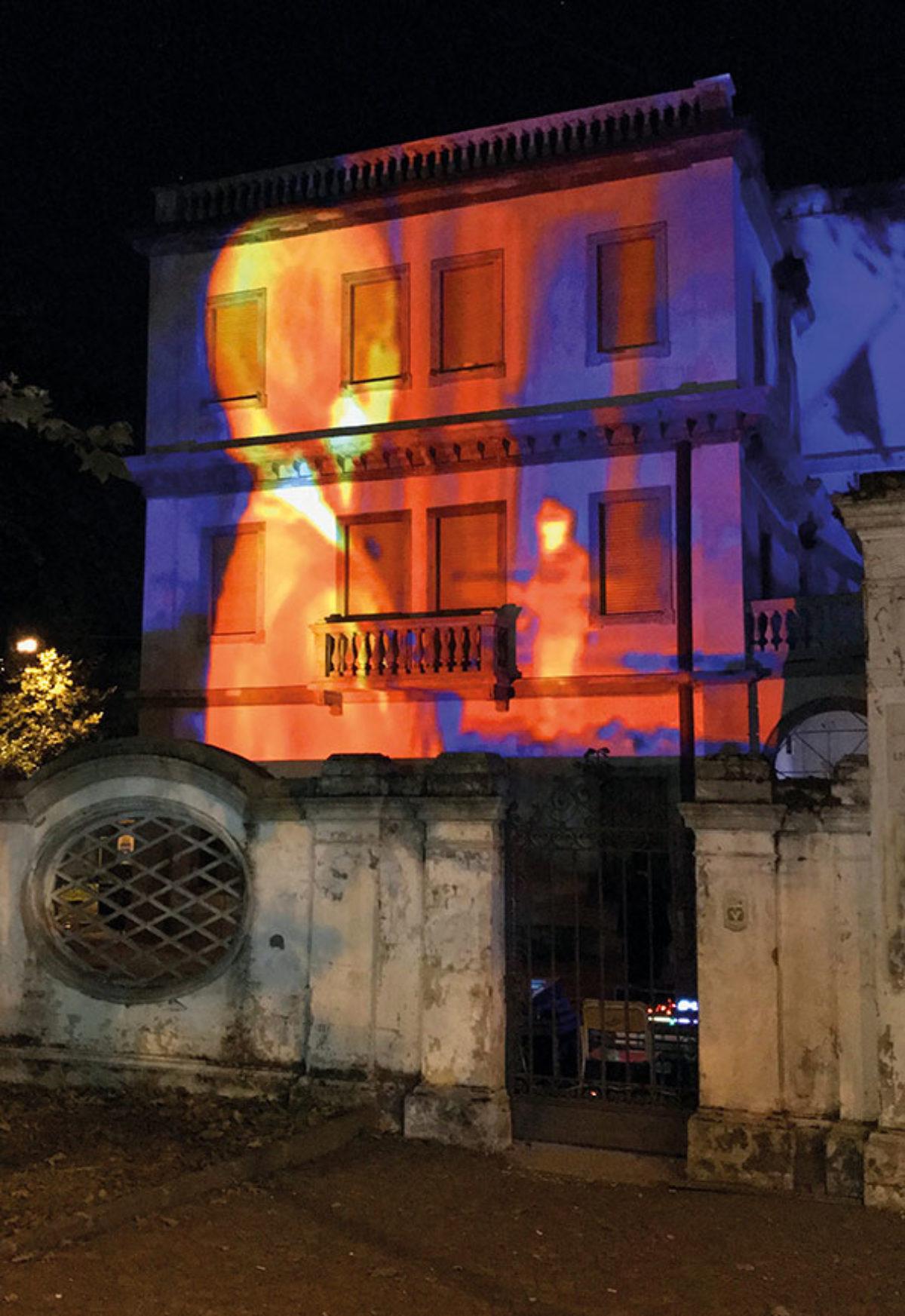 Stefano Cagol presents TBOE at Manifesta 12