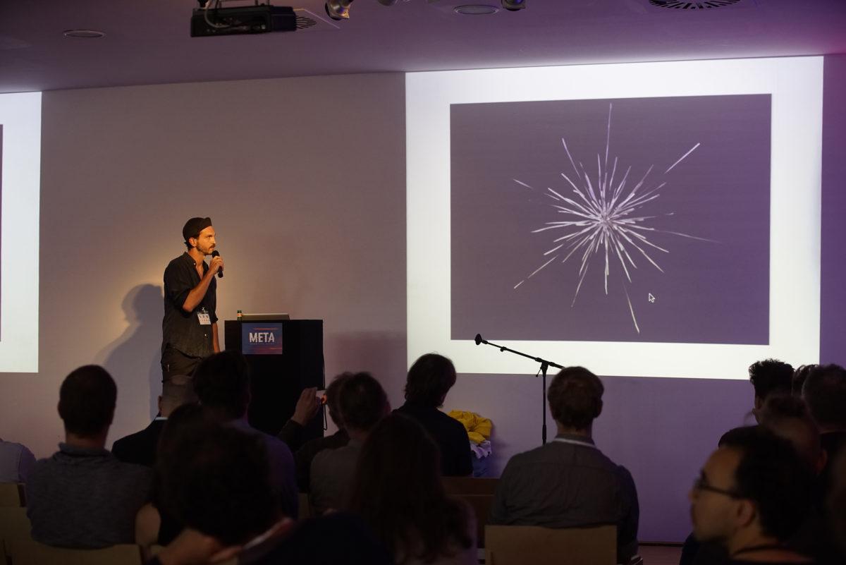 VISIT-Künstler auf der META-Konferenz