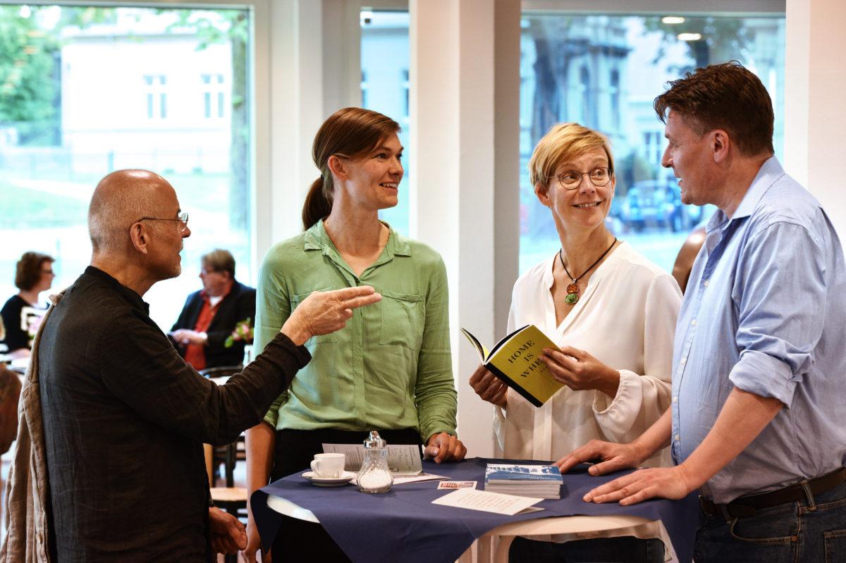 Kunstmuseum Bochum: Dialogue Forum on Artist Residencies